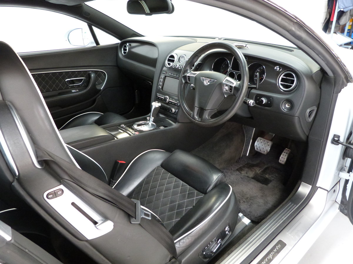 2010 Bentley Continental GT Supersport 6.0L W12  For Sale (picture 5 of 6)
