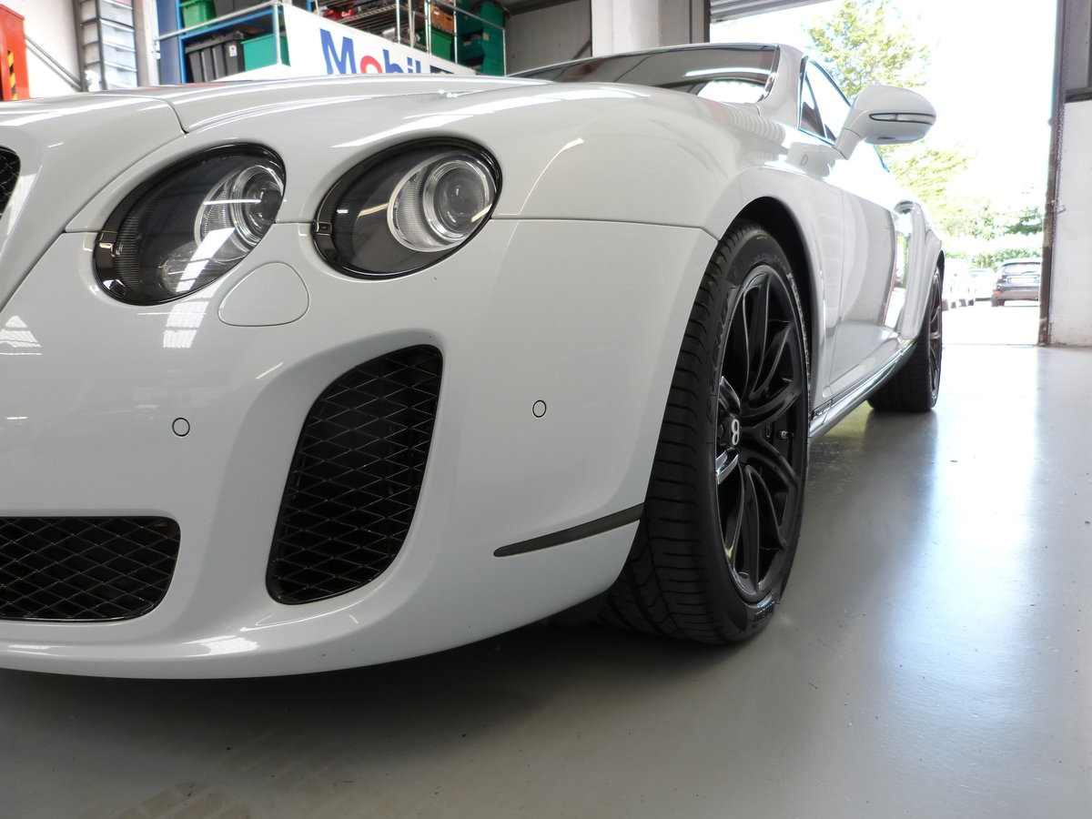 2010 Bentley Continental GT Supersport 6.0L W12  For Sale (picture 6 of 6)