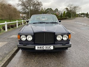 1990 Bentley Turbo R SOLD