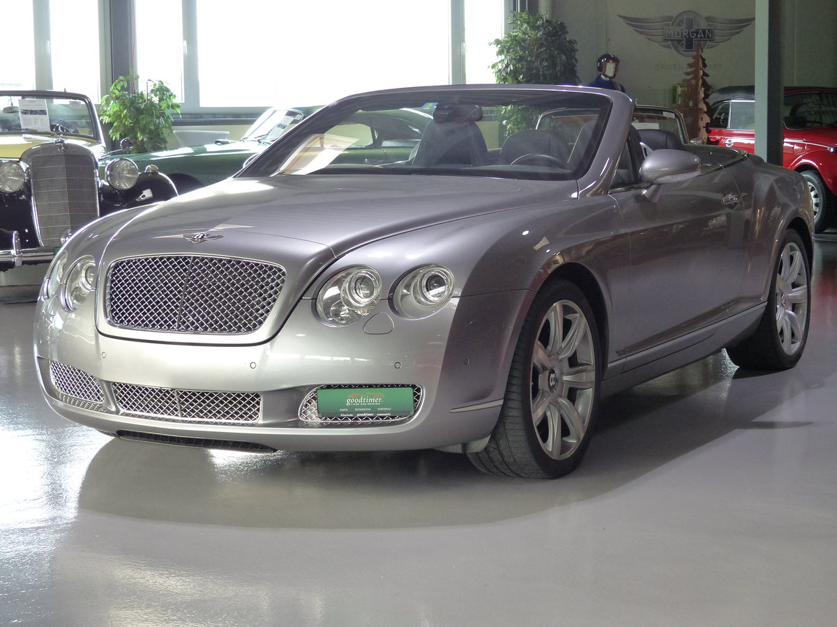 2006 Only 43000mls, Bentley Switzerland serviced, stunning For Sale (picture 1 of 6)