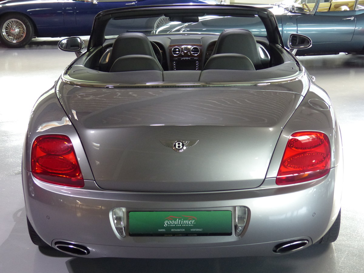 2006 Only 43000mls, Bentley Switzerland serviced, stunning For Sale (picture 3 of 6)