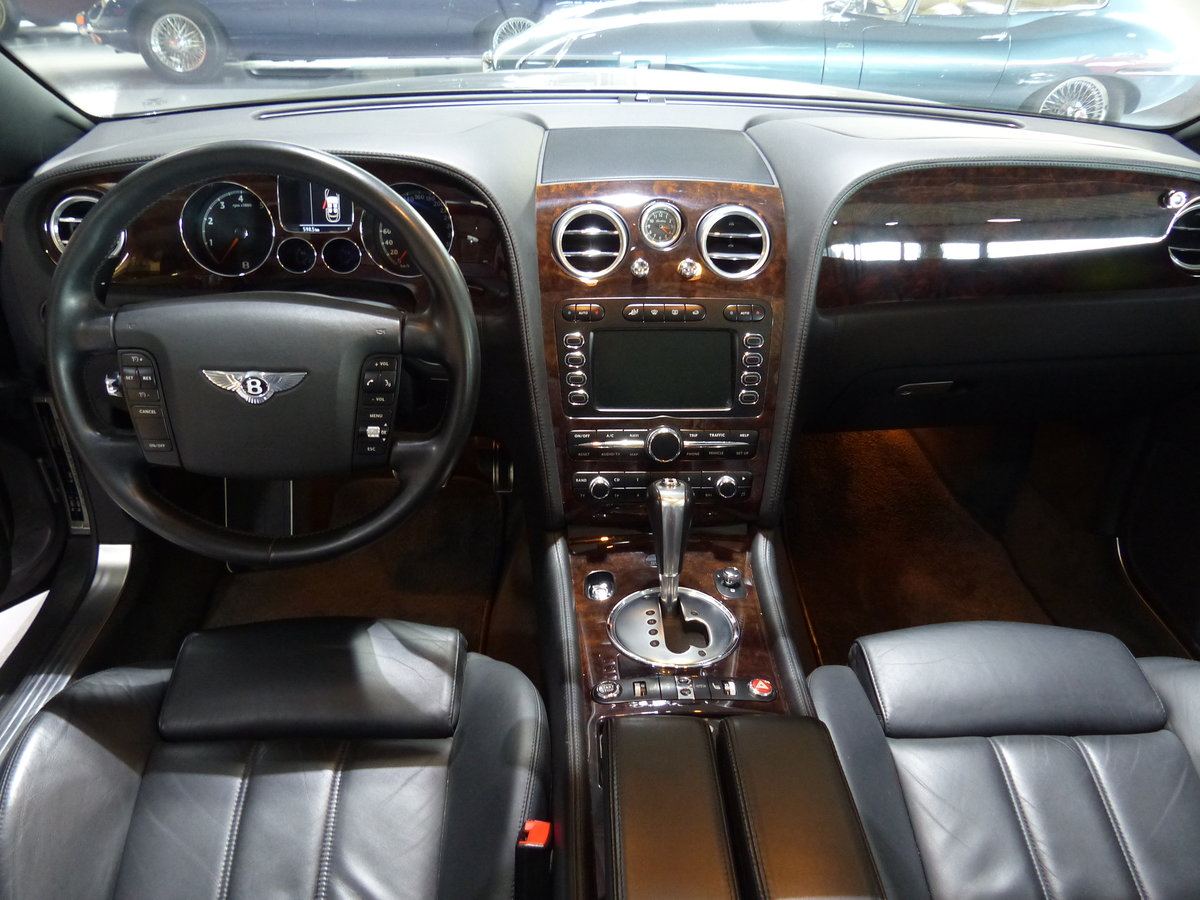 2006 Only 43000mls, Bentley Switzerland serviced, stunning For Sale (picture 5 of 6)