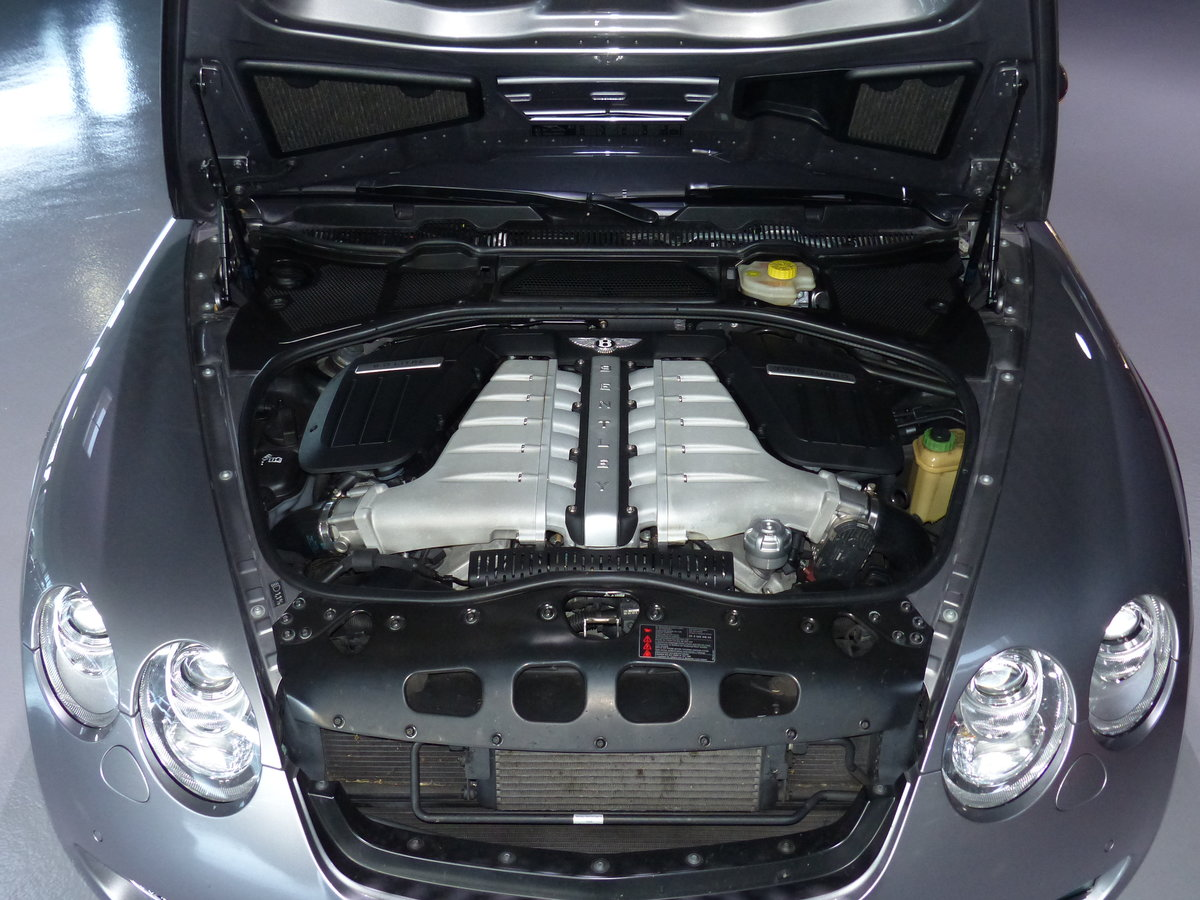 2006 Only 43000mls, Bentley Switzerland serviced, stunning For Sale (picture 6 of 6)