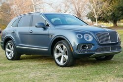 2018 Bentley Bentayga W12 Signature AWD Rare SUV $149.8k