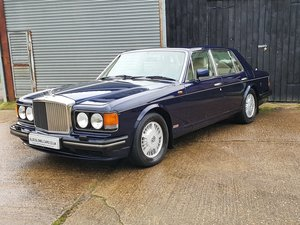 1993 Stunning Bentley Turbo R - Only 81,000 Miles - Just serviced
