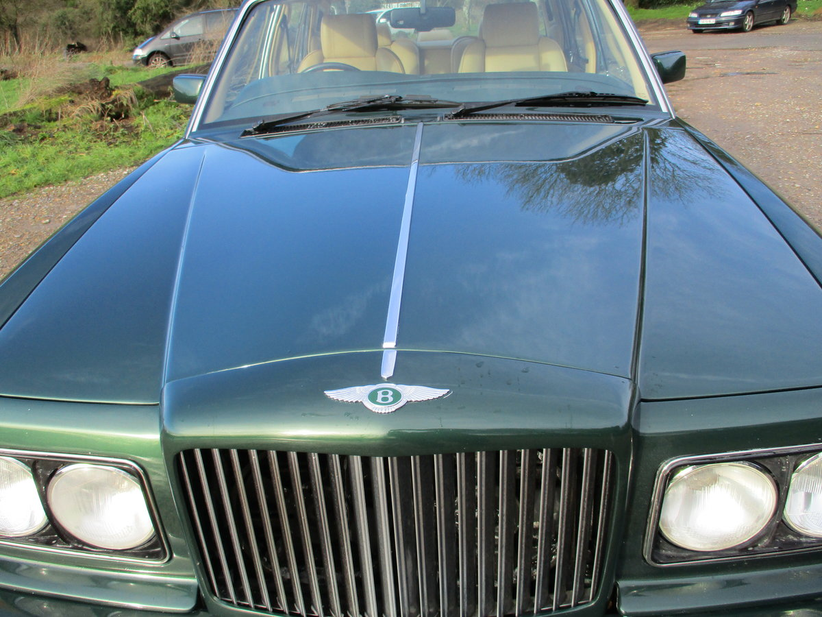 1993 Bentley Turbo R Floor Change mdl  74,400 Miles Stunning For Sale (picture 20 of 21)