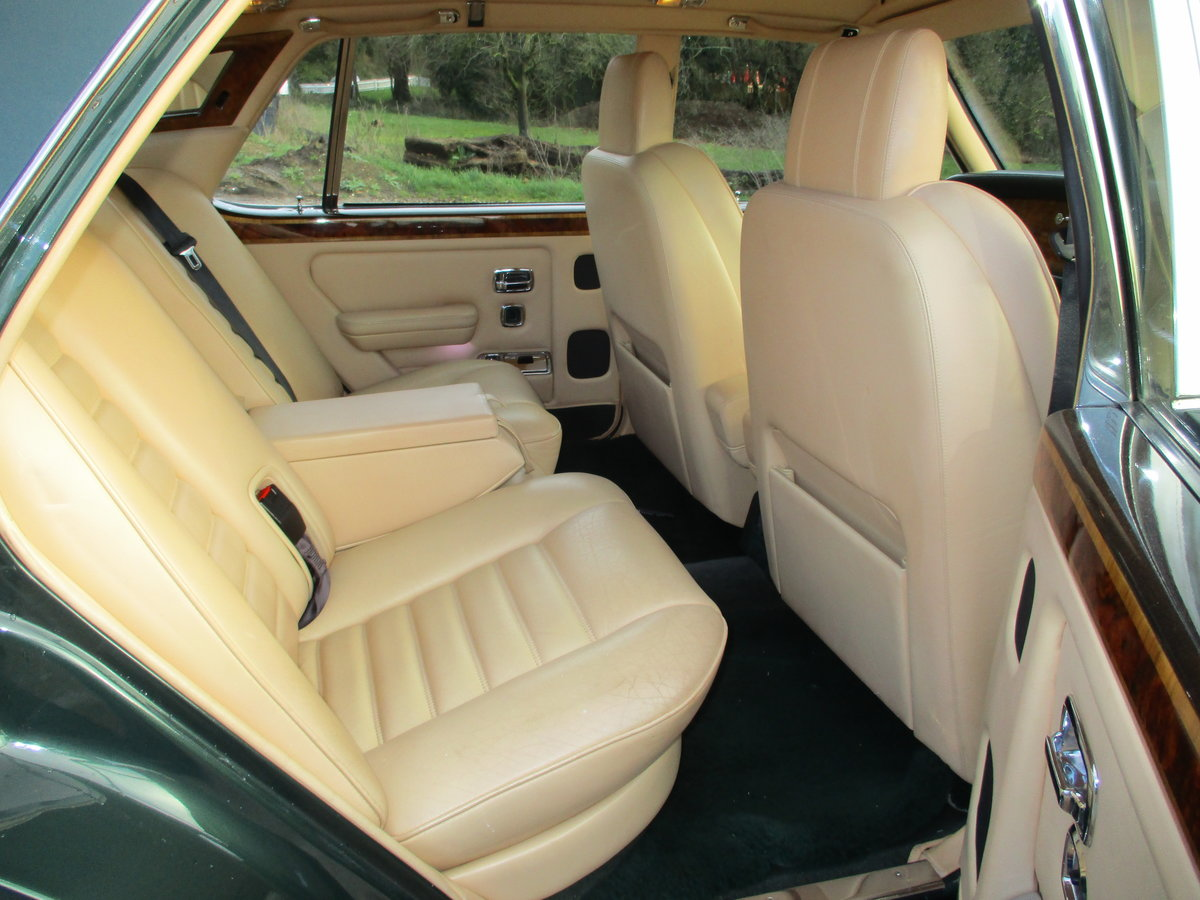 1993 Bentley Turbo R Floor Change mdl  74,400 Miles Stunning For Sale (picture 21 of 21)