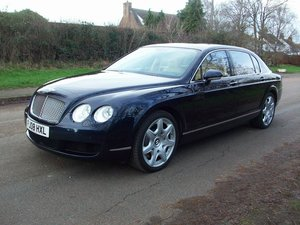 Picture of 2008 BENTLEY CONTINENTAL FLYING SPUR For Sale