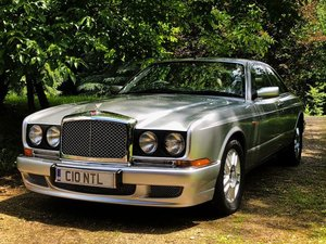 1997 Last of the British coach built Bentleys For Sale
