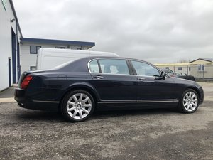 NOW SOLD!    BENTLEY CONTINENTAL FLYING SPUR