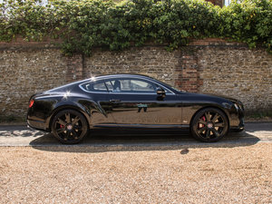 2015 Bentley  Continental GT  Continental GT V8 S Concours Series