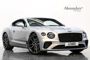 2018 18 18 BENTLEY CONTINENTAL GT 6.0 W12 AUTO
