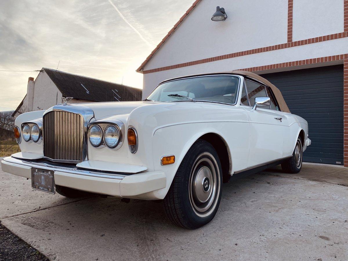 1979 Bentley Corniche / Continental Drophead For Sale (picture 1 of 6)