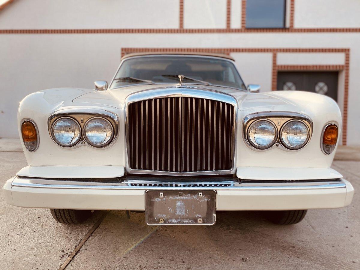 1979 Bentley Corniche / Continental Drophead For Sale (picture 3 of 6)