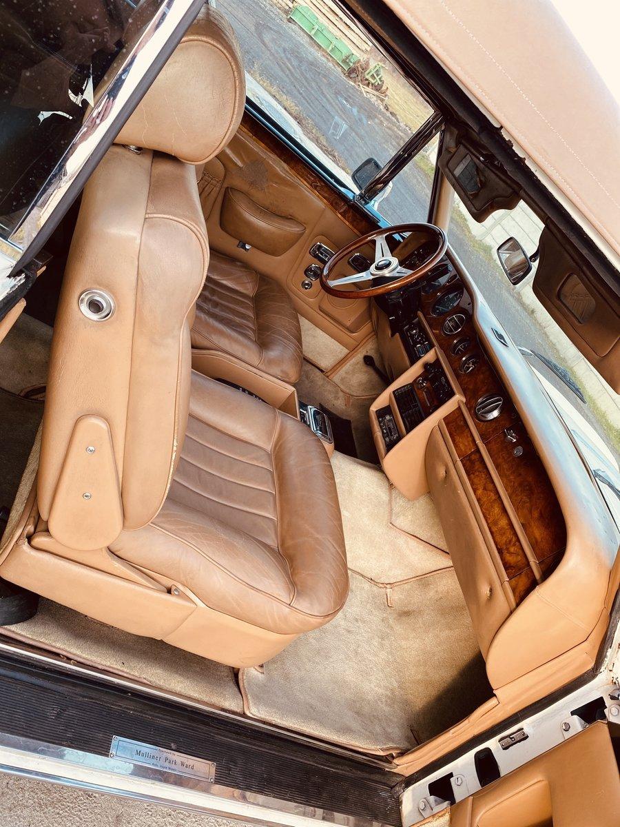 1979 Bentley Corniche / Continental Drophead For Sale (picture 5 of 6)