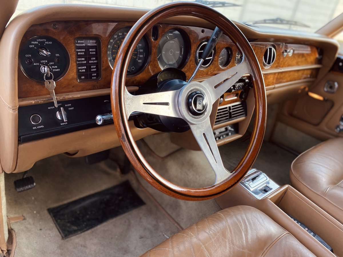 1979 Bentley Corniche / Continental Drophead For Sale (picture 6 of 6)