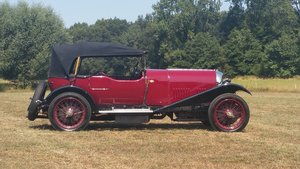1925 Bentley 3/4.5 liter Speed Model