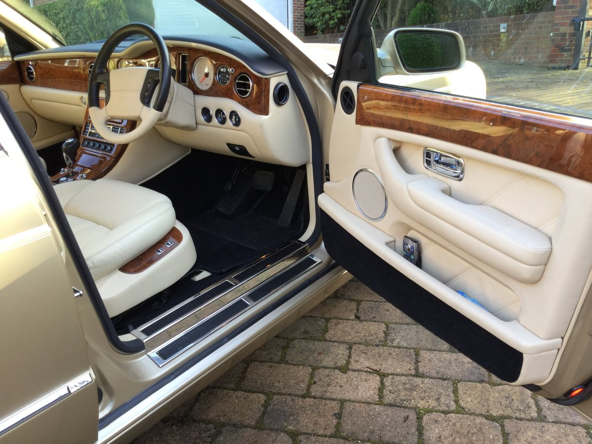 2003 Bentley Arnage R Auto only 50382 mls REDUCED AGAIN For Sale (picture 5 of 6)