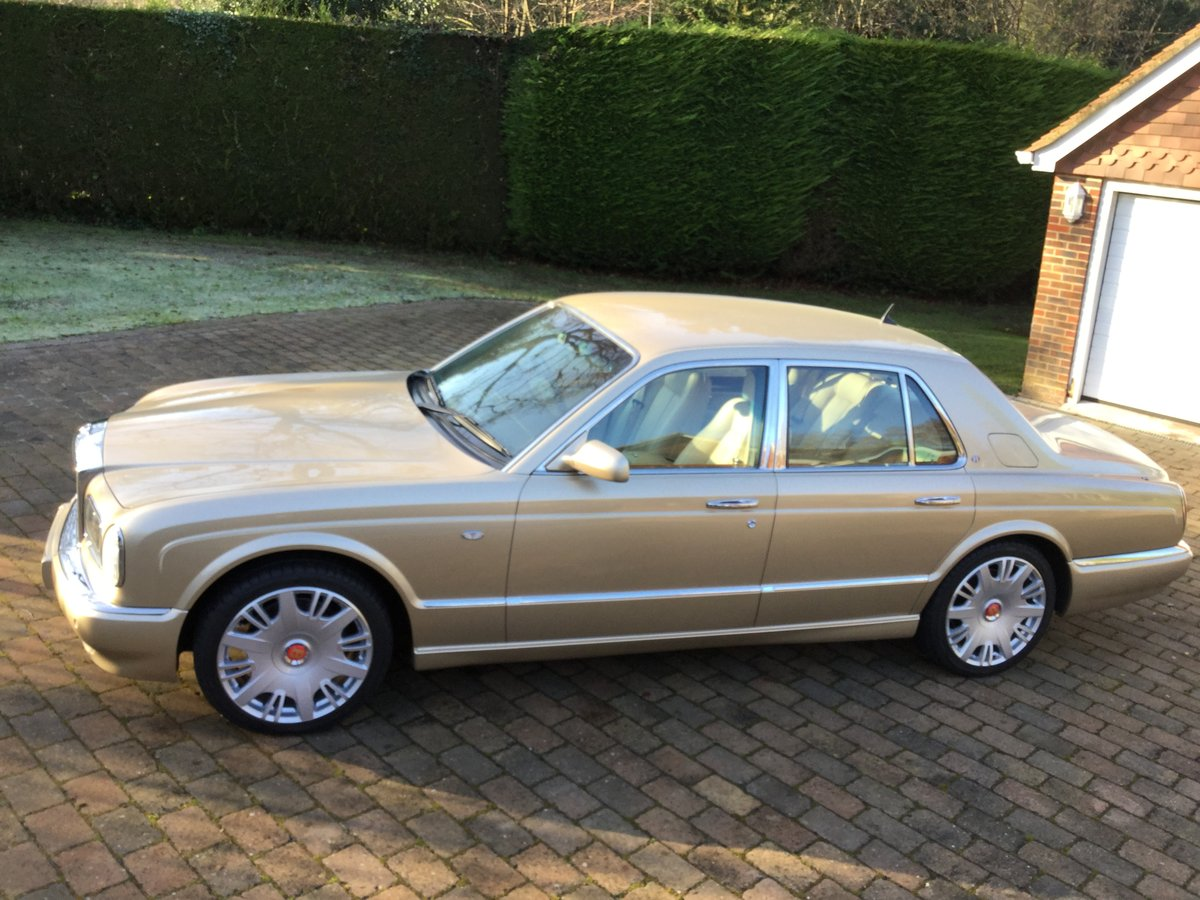 2003 Bentley Arnage R Auto only 50382 mls REDUCED AGAIN For Sale (picture 1 of 6)