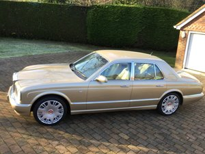 2003 Bentley Arnage R Auto only 50382 miles For Sale