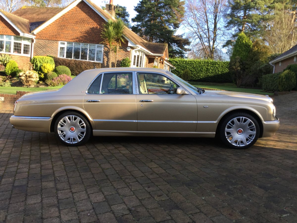 2003 Bentley Arnage R Auto only 50382 mls REDUCED AGAIN For Sale (picture 3 of 6)