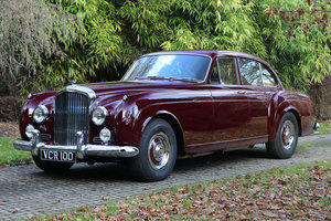 1958 Bentley S-Type Continental Flying Spur One of only 55 RHD