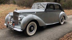 1954 Bentley R Type (RHD) For Sale
