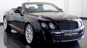 Bentley Continental GT Supersports ISR (2013) For Sale