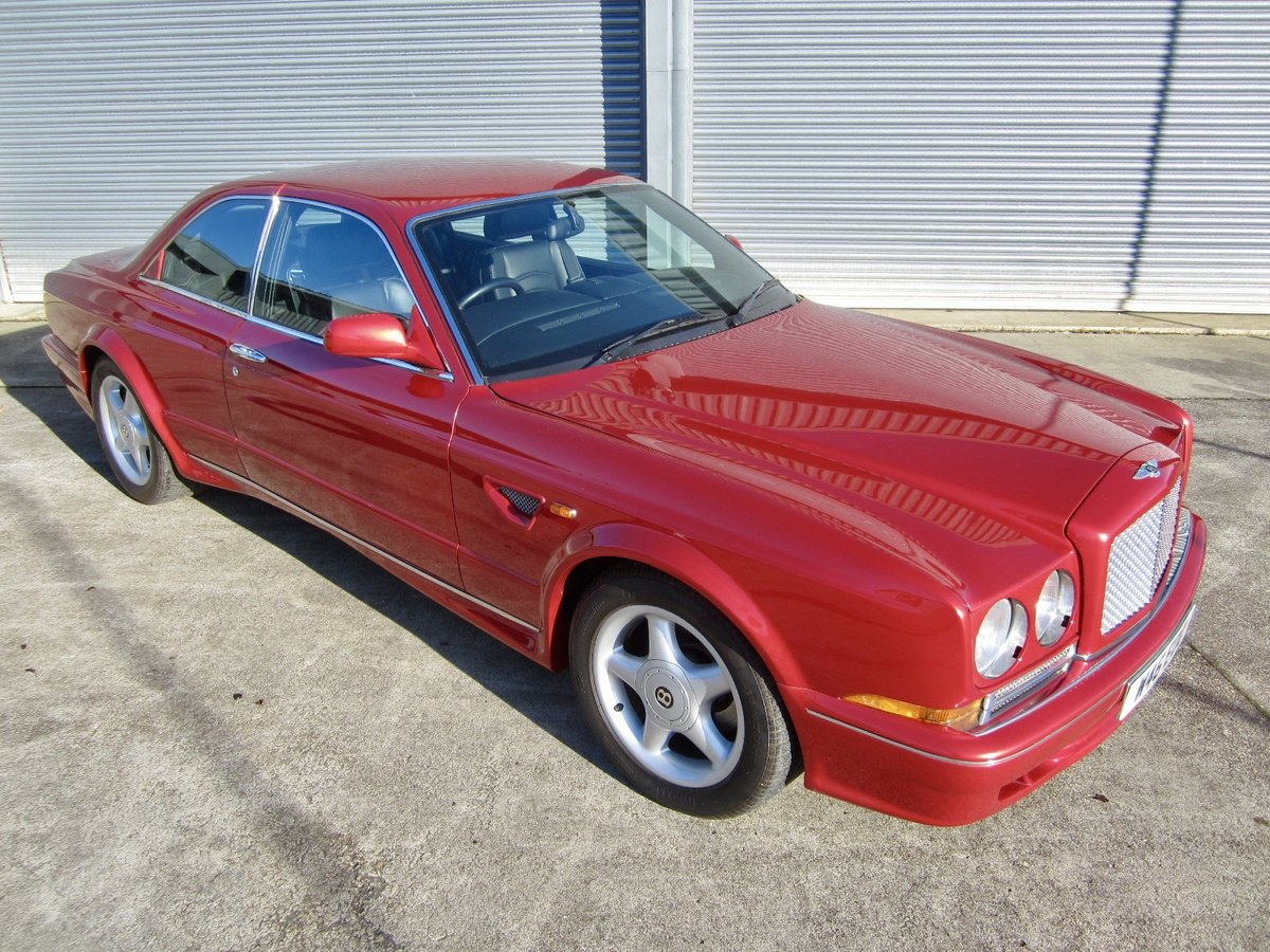2000 Bentley Continental R Widebody By Mulliner For Sale (picture 1 of 6)