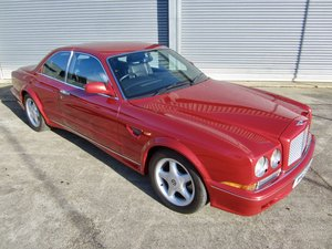 2000 Bentley Continental R Widebody By Mulliner For Sale