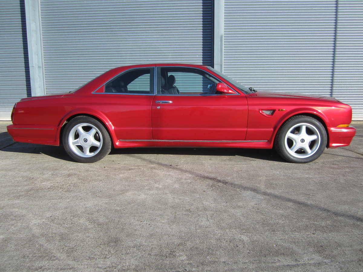 2000 Bentley Continental R Widebody By Mulliner For Sale (picture 2 of 6)