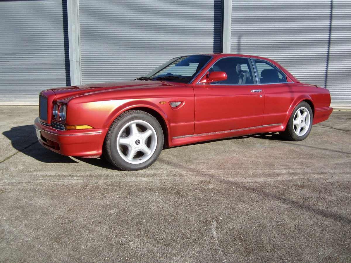 2000 Bentley Continental R Widebody By Mulliner For Sale (picture 3 of 6)