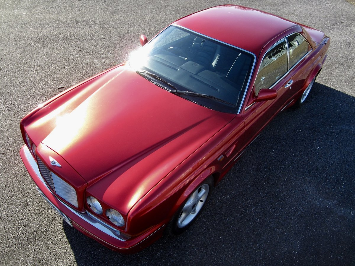 2000 Bentley Continental R Widebody By Mulliner For Sale (picture 5 of 6)