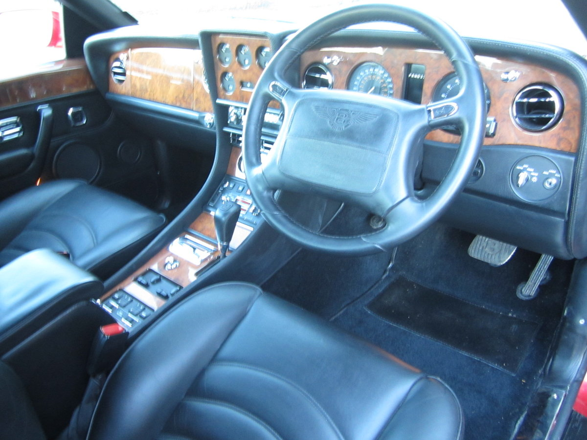 2000 Bentley Continental R Widebody By Mulliner For Sale (picture 6 of 6)