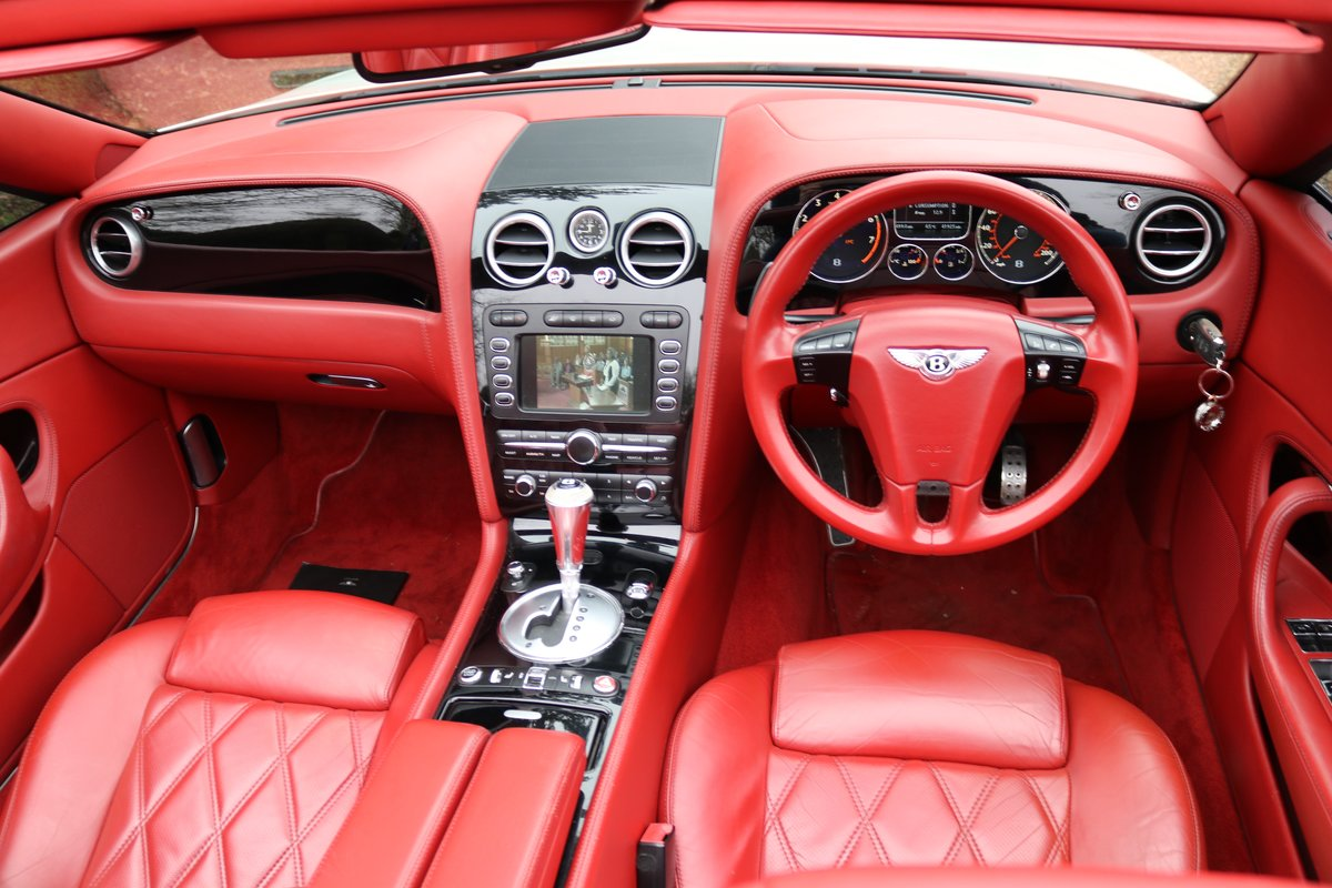 2010 BENTLEY GTC MULLINER For Sale (picture 3 of 6)