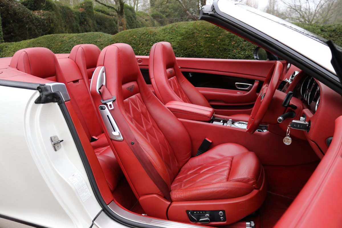 2010 BENTLEY GTC MULLINER For Sale (picture 4 of 6)