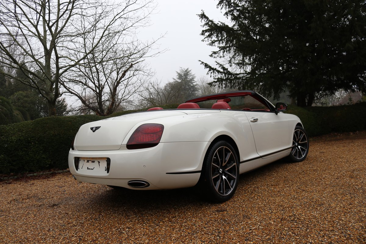 2010 BENTLEY GTC MULLINER For Sale (picture 5 of 6)