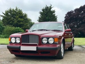 1996 Bentley Turbo R LWB For Sale by Auction