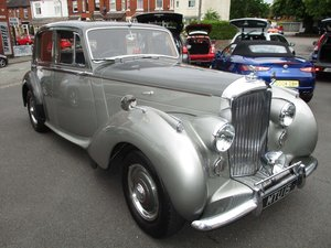 Bentley Mk VI 4.25 Saloon.Beautiful.MOT 27/02/2021