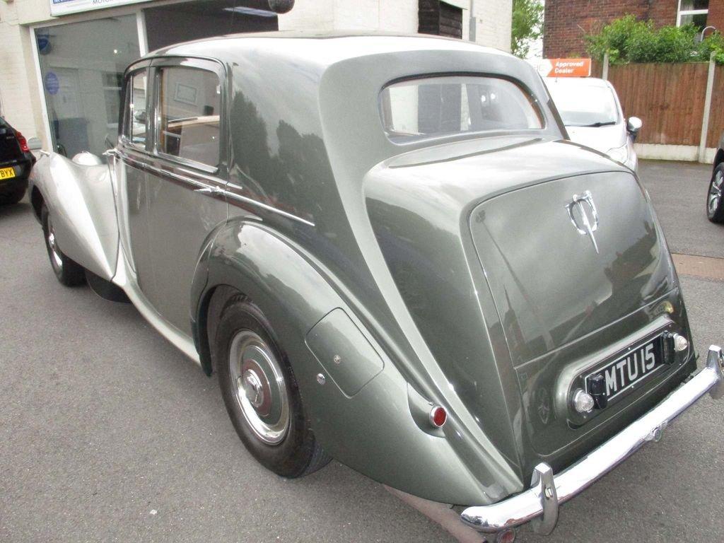 1950 Bentley Mk VI 4.25 Saloon.Beautiful.MOT 27/02/2021 SOLD (picture 6 of 6)