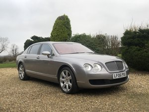 2006 Bentley Continental 6.0 Flying Spur