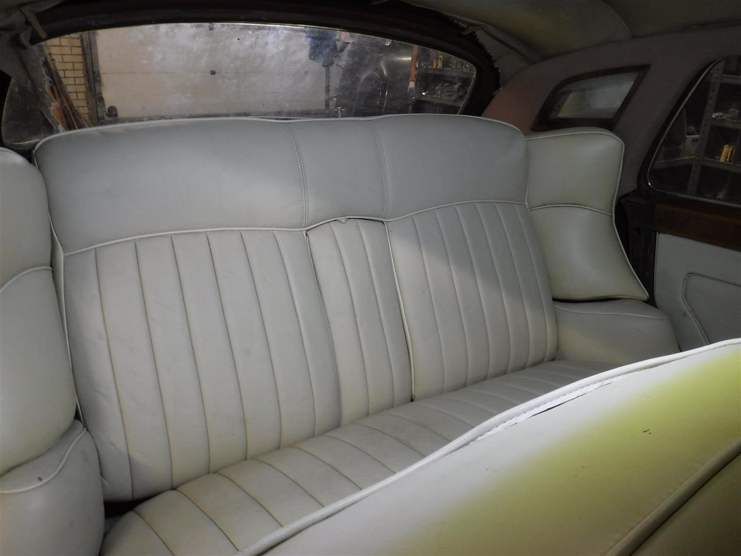 Bentley S1 1956 (to restore!) For Sale (picture 3 of 6)