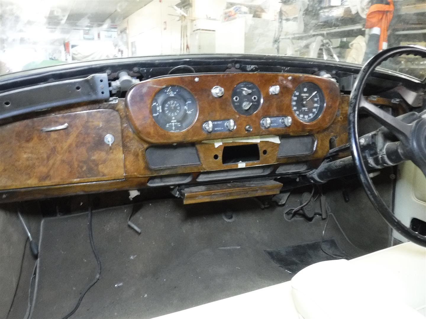 Bentley S1 1956 (to restore!) For Sale (picture 5 of 6)