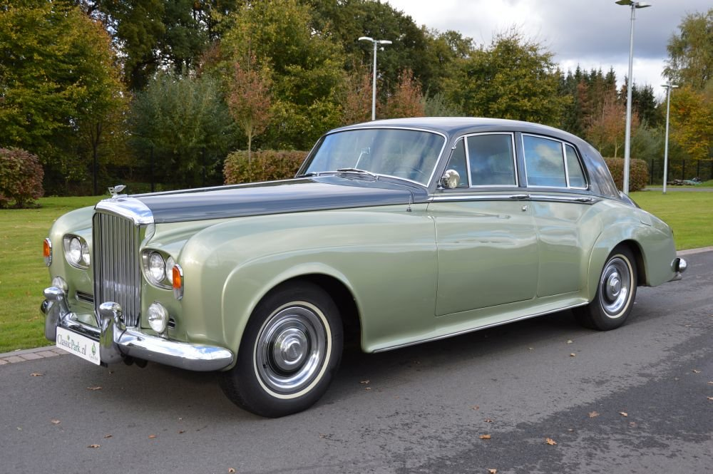 (763) Bentley S3 - 1963 For Sale (picture 1 of 6)