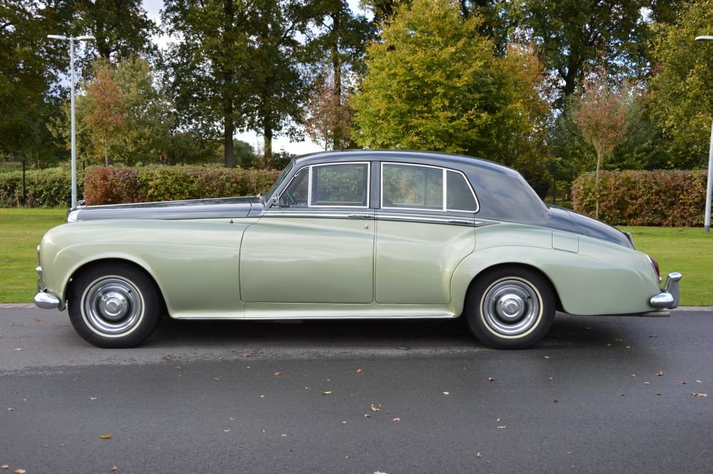 (763) Bentley S3 - 1963 For Sale (picture 2 of 6)