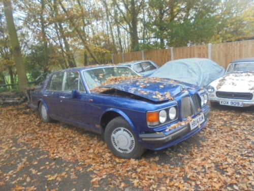 1991 BENTLEY TURBO R COMPLETE  BREAKING 10 ALL PARTS For Sale (picture 1 of 6)