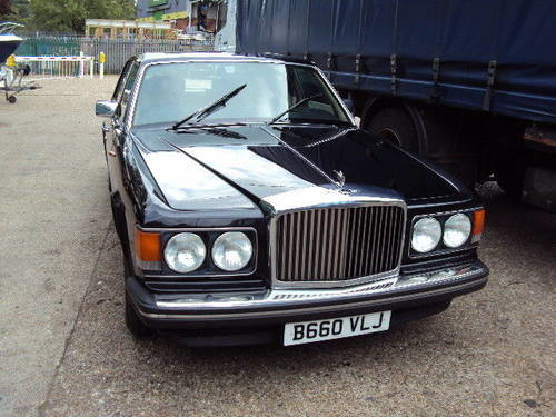 1991 BENTLEY TURBO R COMPLETE  BREAKING 10 ALL PARTS For Sale (picture 2 of 6)