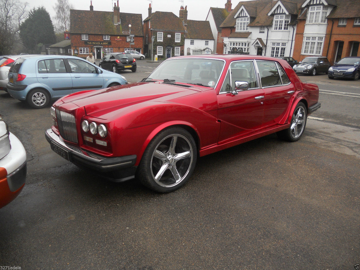 1991 BENTLEY TURBO R COMPLETE  BREAKING 10 ALL PARTS For Sale (picture 4 of 6)