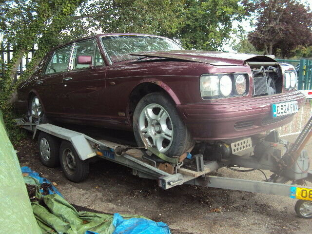 1991 BENTLEY TURBO R COMPLETE  BREAKING 10 ALL PARTS For Sale (picture 5 of 6)