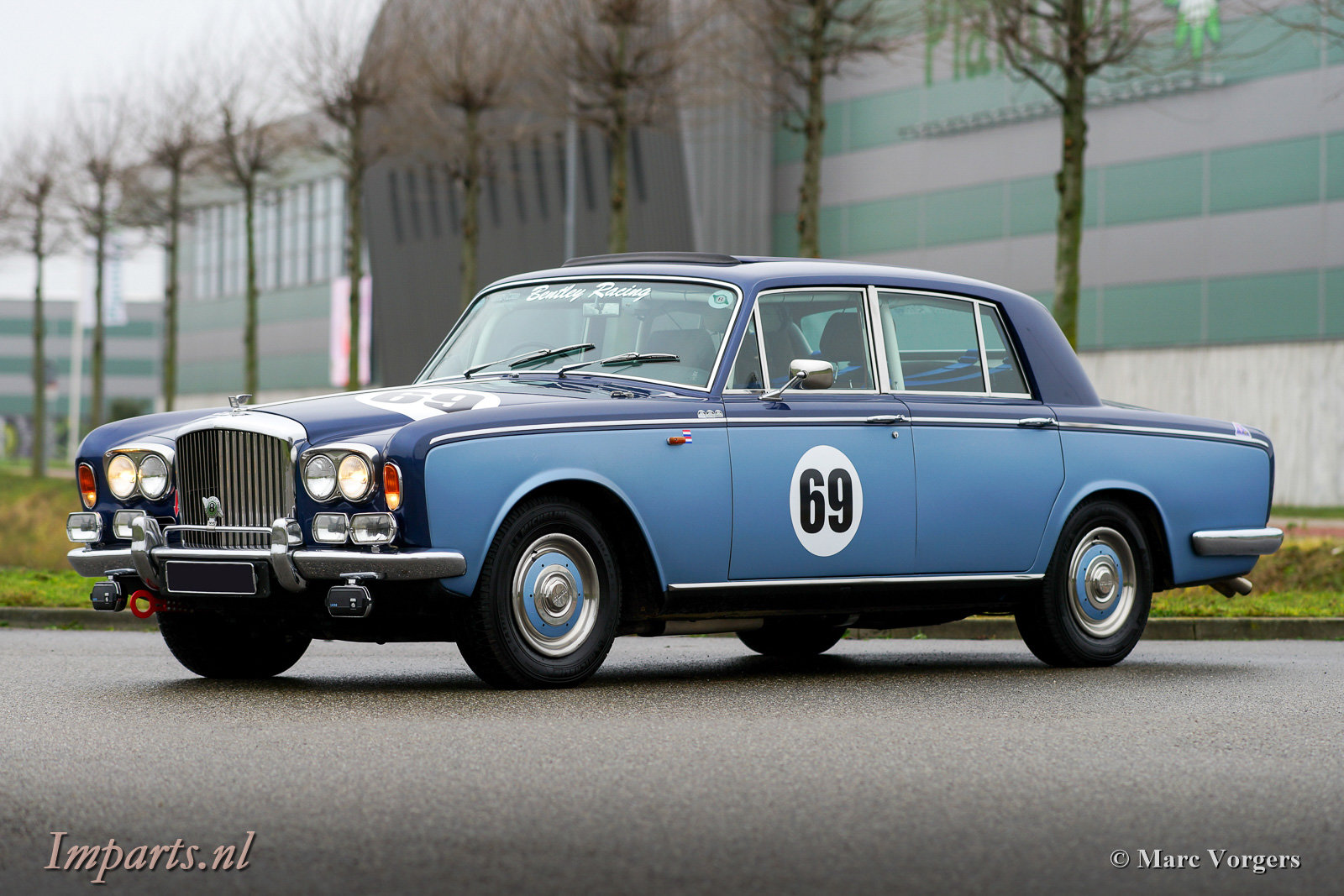 1969 Very nice classic Bentley T1 for Ralling For Sale (picture 1 of 6)